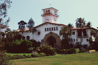 Courthouse, Santa Barbara