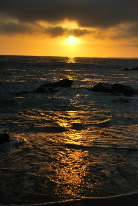 Sunset, Laguna Beach