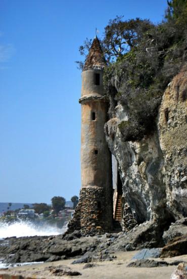 Pirate Tower, Laguna Beach